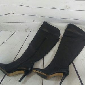 Ros Hommerson over the knee boot size 10.5